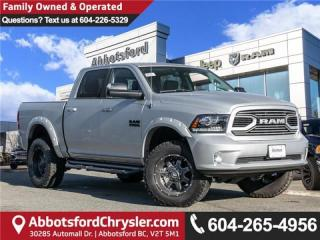 New 2018 RAM 1500 Sport 4x4 Crew Cab 5.6 ft. box for sale in Abbotsford, BC