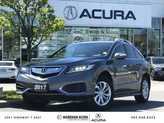 Used 2017 Acura RDX Tech at AWD, Running Boards, Roof Rails for sale in Markham, ON