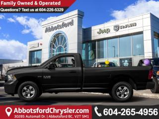 New 2019 RAM 1500 Classic ST 4x4 Crew Cab for sale in Abbotsford, BC