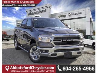 New 2019 RAM 1500 Big Horn - HEMI V8 for sale in Abbotsford, BC