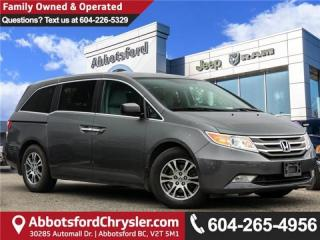 Used 2013 Honda Odyssey EX - Locally Driven for sale in Abbotsford, BC