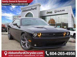 New 2018 Dodge Challenger SXT for sale in Abbotsford, BC