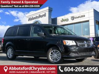 New 2019 Dodge Grand Caravan CVP/SXT -  Uconnect -  Bluetooth for sale in Abbotsford, BC