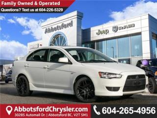 Used 2012 Mitsubishi Lancer SE - Locally Driven for sale in Abbotsford, BC