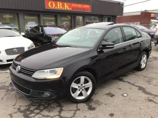 Used 2012 Volkswagen Jetta 2.0 TDI Comfortline for sale in Laval, QC