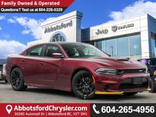 New 2019 Dodge Charger Scat Pack - Navigation - Sunroof for sale in Abbotsford, BC