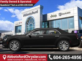 New 2019 Chrysler 300 - Leather Seats -  Bluetooth for sale in Abbotsford, BC