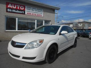Used 2007 Saturn Aura XE for sale in St-Hubert, QC