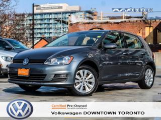 Used 2015 Volkswagen Golf COMFORTLINE CONVENIENCE PACKAGE for sale in Toronto, ON