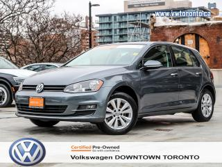Used 2016 Volkswagen Golf COMFORTLINE CONVENIENCE MANUAL for sale in Toronto, ON
