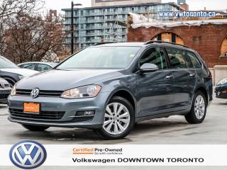 Used 2015 Volkswagen Golf Wagon Comfortline for sale in Toronto, ON