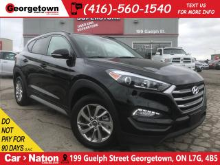 Used 2018 Hyundai Tucson SE 2.0L | PANO ROOF | AWD | LEATHER | BACK UP CAM for sale in Georgetown, ON