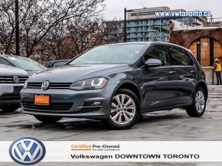 Used 2015 Volkswagen Golf COMFORTLINE CONVENIENCE MULTIMEDIA PKG for sale in Toronto, ON
