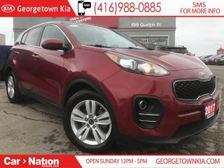 Used 2017 Kia Sportage LX FWD | ONE OWNER | HTD SEATS | BLUETOOTH for sale in Georgetown, ON