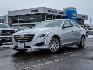 Used 2015 Cadillac CTS for sale in Ottawa, ON