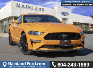 New 2019 Ford Mustang for sale in Surrey, BC