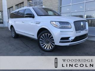 Used 2018 Lincoln Navigator L Reserve ***PRICE REDUCED*** 3.5L, NAVIGATION, SUNROOF, TECH PACKAGE, NO ACCIDENTS for sale in Calgary, AB