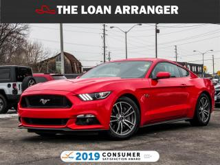 Used 2017 Ford Mustang GT for sale in Barrie, ON