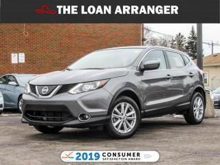 Used 2018 Nissan Qashqai SV for sale in Barrie, ON