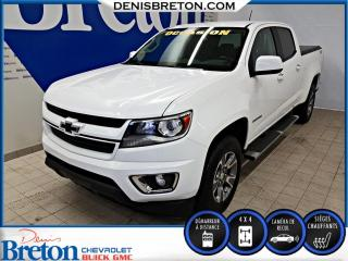 Used 2016 Chevrolet Colorado Z71 for sale in St-Eustache, QC