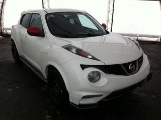 Used 2014 Nissan Juke Nismo NAVIGATION, REVERSE CAMERA, ROCKFORD AUDIO, PROXIMITY ENTRY, PUSH START IGNITION for sale in Ottawa, ON