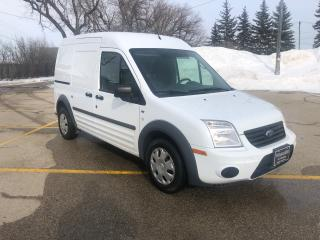 Used 2013 Ford Transit Connect XLT Two Set of Tires / SYNC Bluetooth / Local Lease Return for sale in Winnipeg, MB