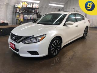 Used 2018 Nissan Altima SV * Sunroof *  Phone connect * Voice recognition * Remote start * Nissan connect touchscreen * Back up camera * Blindspot assist * Heated front seats for sale in Cambridge, ON