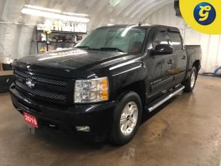 Used 2010 Chevrolet Silverado 1500 LTZ * Crew Cab * 4WD * Sunroof *  Remote start *  Leather interior * Memory seats * Adjustable foot pedals * 4x4 * Heated front seats * Hands free ste for sale in Cambridge, ON