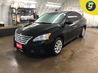Used 2014 Nissan Sentra Sport/Economy mode * Phone connect * Voice recognition * Keyless entry * Climate control * Cruise control * Traction control * Hands free steering whe for sale in Cambridge, ON