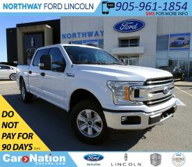 Used 2019 Ford F-150 XLT | V8 | BACK UP CAM | VINYL FLOOR | SPRAY BED | for sale in Brantford, ON
