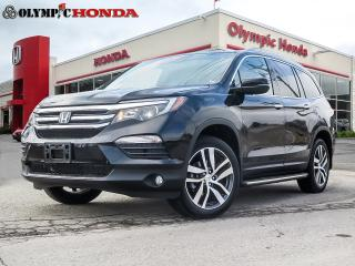 Used 2018 Honda Pilot Touring for sale in Guelph, ON