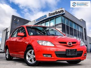 Used 2008 Mazda MAZDA3 SPORT ACCIDENT FREE for sale in Scarborough, ON