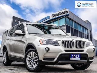 Used 2013 BMW X3 XD28i PAN\ROOF|NAV|WINTER TIRES for sale in Scarborough, ON
