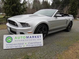 Used 2014 Ford Mustang GT C/S NAVI, INSP, BCAA MBSHP WARR FINANCING for sale in Surrey, BC