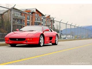 Used 1999 Ferrari F355 F1 Berlinetta for sale in Vancouver, BC