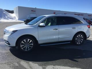 Used 2014 Acura MDX Navy 8 Inlcus for sale in St-Georges, QC