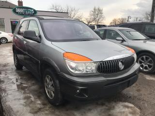 Used 2003 Buick Rendezvous CX PLUS for sale in Mississauga, ON