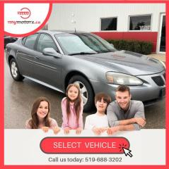 Used 2005 Pontiac Grand Prix GT for sale in Tillsonburg, ON