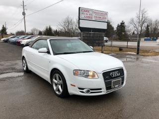 Used 2008 Audi A4 3.2L for sale in Komoka, ON