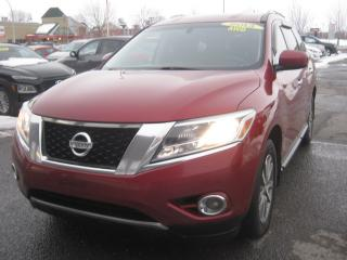 Used 2013 Nissan Pathfinder 4x4 for sale in St-Hyacinthe, QC