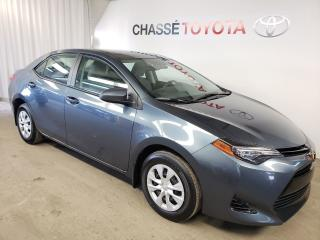 Used 2018 Toyota Corolla Sans A/c for sale in Montréal, QC