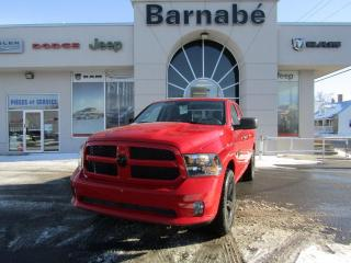 Used 2019 RAM 1500 EXPRESS BLUETOOTH / CAMERA / 4X4 / 5.7 H for sale in Napierville, QC