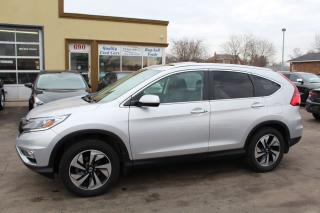Used 2015 Honda CR-V Touring for sale in Brampton, ON
