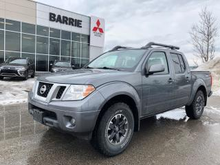Used 2016 Nissan Frontier Pro-4X for sale in Barrie, ON