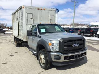 Used 2011 Ford F-550 XL for sale in Harriston, ON