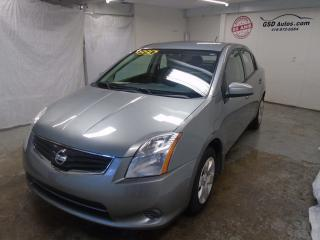 Used 2010 Nissan Sentra 2.0 for sale in Ancienne Lorette, QC