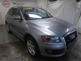 Used 2010 Audi Q5 3.2 for sale in Ancienne Lorette, QC