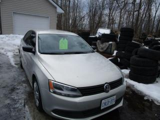 Used 2012 Volkswagen Jetta Trendline for sale in Cookstown, ON