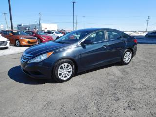 Used 2011 Hyundai Sonata Gl,a/c,cruise,blueto for sale in Mirabel, QC