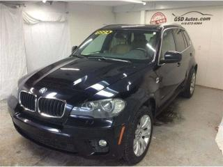 Used 2011 BMW X5 Xdrive35i M Package for sale in Ancienne Lorette, QC